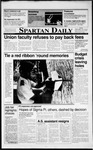 Spartan Daily, September 18, 1990 by San Jose State University, School of Journalism and Mass Communications