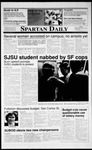 Spartan Daily, September 20, 1990 by San Jose State University, School of Journalism and Mass Communications
