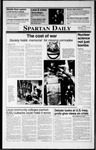 Spartan Daily, September 25, 1990 by San Jose State University, School of Journalism and Mass Communications