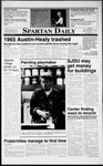 Spartan Daily, September 26, 1990 by San Jose State University, School of Journalism and Mass Communications