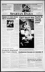 Spartan Daily, September 27, 1990 by San Jose State University, School of Journalism and Mass Communications