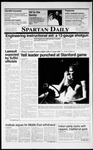 Spartan Daily, October 2, 1990 by San Jose State University, School of Journalism and Mass Communications