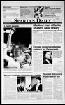 Spartan Daily, October 3, 1990 by San Jose State University, School of Journalism and Mass Communications