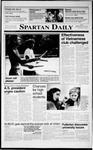 Spartan Daily, October 4, 1990 by San Jose State University, School of Journalism and Mass Communications