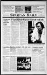 Spartan Daily, October 5, 1990 by San Jose State University, School of Journalism and Mass Communications