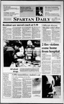 Spartan Daily, October 25, 1990