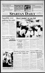 Spartan Daily, October 30, 1990 by San Jose State University, School of Journalism and Mass Communications