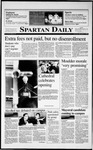 Spartan Daily, November 1, 1990 by San Jose State University, School of Journalism and Mass Communications