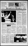Spartan Daily, November 2, 1990 by San Jose State University, School of Journalism and Mass Communications