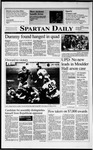 Spartan Daily, November 5, 1990 by San Jose State University, School of Journalism and Mass Communications