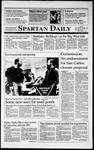 Spartan Daily, November 16, 1990 by San Jose State University, School of Journalism and Mass Communications