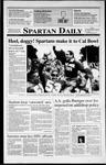 Spartan Daily, November 19, 1990