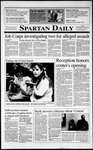 Spartan Daily, November 20, 1990 by San Jose State University, School of Journalism and Mass Communications