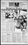 Spartan Daily, November 21, 1990 by San Jose State University, School of Journalism and Mass Communications