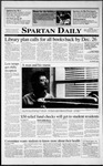 Spartan Daily, November 27, 1990 by San Jose State University, School of Journalism and Mass Communications