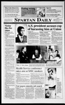 Spartan Daily, November 28, 1990 by San Jose State University, School of Journalism and Mass Communications