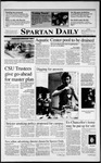Spartan Daily, December 3, 1990 by San Jose State University, School of Journalism and Mass Communications