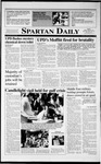 Spartan Daily, December 7, 1990 by San Jose State University, School of Journalism and Mass Communications