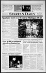 Spartan Daily, December 10, 1990 by San Jose State University, School of Journalism and Mass Communications