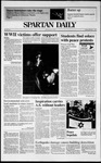 Spartan Daily, February 1, 1991 by San Jose State University, School of Journalism and Mass Communications