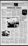 Spartan Daily, February 4, 1991 by San Jose State University, School of Journalism and Mass Communications