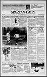 Spartan Daily, February 6, 1991
