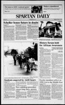 Spartan Daily, February 11, 1991 by San Jose State University, School of Journalism and Mass Communications