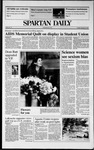 Spartan Daily, February 12, 1991 by San Jose State University, School of Journalism and Mass Communications