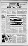 Spartan Daily, February 15, 1991 by San Jose State University, School of Journalism and Mass Communications