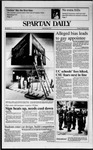 Spartan Daily, February 18, 1991 by San Jose State University, School of Journalism and Mass Communications