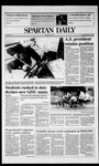 Spartan Daily, February 19, 1991 by San Jose State University, School of Journalism and Mass Communications