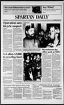 Spartan Daily, February 22, 1991 by San Jose State University, School of Journalism and Mass Communications