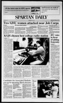 Spartan Daily, February 27, 1991 by San Jose State University, School of Journalism and Mass Communications