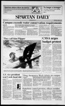 Spartan Daily, March 6, 1991