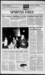 Spartan Daily, March 11, 1991