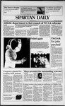 Spartan Daily, March 13, 1991