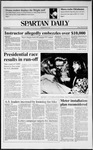 Spartan Daily, March 15, 1991