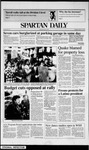 Spartan Daily, March 18, 1991