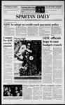 Spartan Daily, April 2, 1991