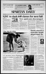 Spartan Daily, April 5, 1991