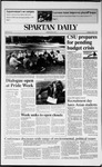 Spartan Daily, April 9, 1991