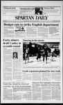 Spartan Daily, April 23, 1991