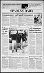 Spartan Daily, April 25, 1991