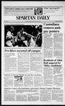 Spartan Daily, April 29, 1991