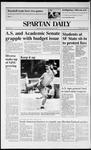 Spartan Daily, May 2, 1991