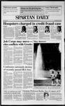 Spartan Daily, May 14, 1991