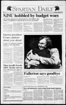 Spartan Daily, August 28, 1991 by San Jose State University, School of Journalism and Mass Communications