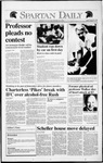 Spartan Daily, August 30, 1991 by San Jose State University, School of Journalism and Mass Communications
