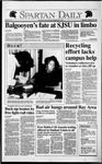 Spartan Daily, September 25, 1991