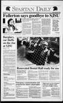 Spartan Daily, September 27, 1991